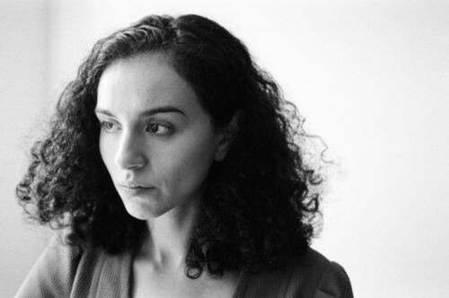 Mariam Hage © Katharina Wolf