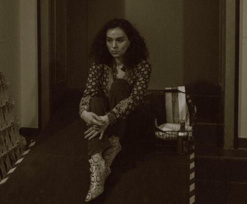 Mariam Hage © Julia Mavula