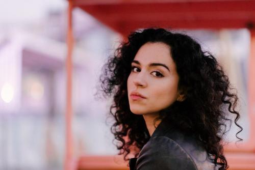 Mariam Hage © Julia Dragosits